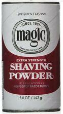 New Magic Shaving Powder Extra Strength RED ~ Stops Razor Bumps Shave 5 oz  142g