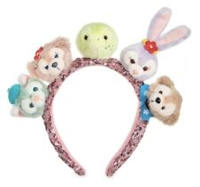 Aulani Disney Duffy And Friends Plush Headband Ears For Adults! Olu! Confirmed!