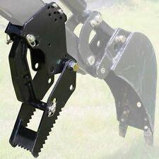 Backhoe Thumb Excavator Universal Claw Tractor For Kubota Deere Attachment
