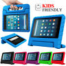 "For Amazon Fire 7"" HD 8"" Tablet ShockProof EVA Handle Kids Stand Cover Case"