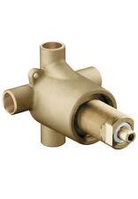 Moen 3360 Commercial Brass Three-Function Shower Transfer Valve, 1/2-Inch