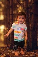 Toddler  Baby Boy SUMMER Outfit T-Shirt Tops+Shorts Pants Clothes 2PCS/Set