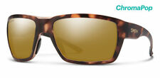 NEW SMITH HIGHWATER | MATTE TORTOISE / CHROMAPOP+ POLARIZED BRONZE 201275N9P64QE