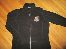 TOLEDO MUD HENS FLEECE JACKET Embroidered Muddy Logo Minors Baseball Womens XL