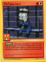 Simpsons Karte - Mafiakarriere