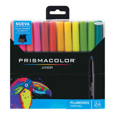 Prismacolor Junior Markers Bullet Tip 24 Count Assorted Colors New in Pack