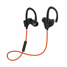 4.1 Bluetooth Earphone Headphone Headset Sports Wireless for Apple iPhone 6 Lot Red Black