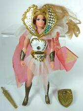 80's Vintage Mattel POP Princess of Power She-Ra w/ Accessories
