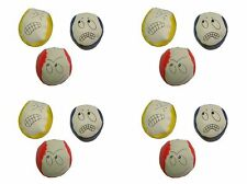 4 x Set of Three UK Innovative Juggling Balls Learn To Juggle  Circus Toys