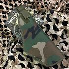 NEW Valken V-Tac Molle Vest TACTICAL Paintball Pistol Holster - Woodland Camo