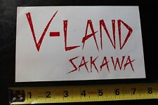 V-Land Sakawa Surf Ghana Ghanaian - Misc South Pacific Vintage Surfing Sticker