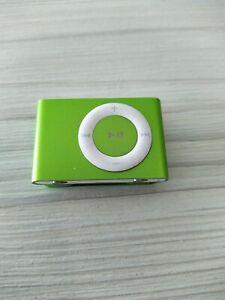 Apple iPod shuffle 2nd Generation Green (1GB) Vert