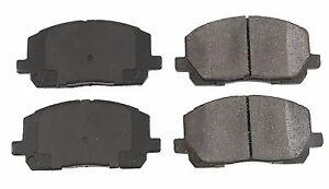 for 2001-2007 Highlander 2.4L 3.0 L 3.3L Front Ceramic Disc Brake Pad New