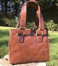 a72983f51841 Vintage Mulberry Tsarina Grab Bag In Light Brown Tan Colour Leather