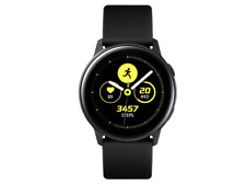 Samsung Galaxy Smart Watch Active SM-R500 39.5mm | Black | NEW & SEALED RRP $299