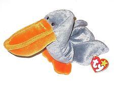 Ty Original Beanie Baby Scoop Pelican P E Pellets Retired 1996 Errors Tags