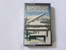 SUPERTRAMP ~ EVEN IN THE QUIETEST MOMENTS ~ A&M 1977 UK ROCK CASSETTE TAPE