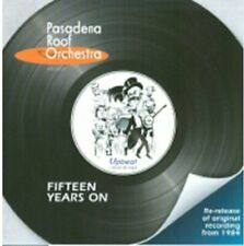 Pasadena Roof Orchestra - Fifteen Years On (NEW CD)