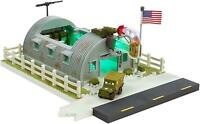 Disney Pixar Sarge's Surplus Hut Playset Precision Series Mattel