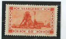 Saar Stamps Scott #127 MINT,H,VF (X2114N)