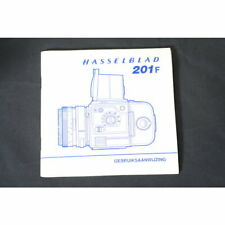 Hasselblad 201F Manual/Instructions for Use / Guide/German