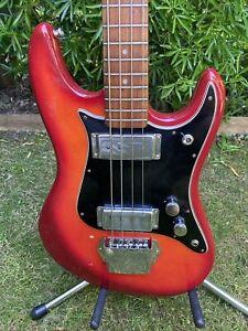 1971 Epiphone 1820 or ET280 Bass Guitar matsumoku