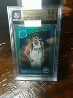 Kostas Antetokounmpo 2018/19 Donruss Optic Green #4/5 Bgs 9.5 Rated Rookie RC