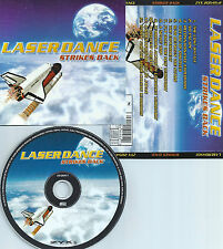 LASERDANCE-STRIKES BACK-2000-GERMANY-ZYX MUSIC 20545-2-CD-MINT-