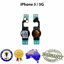 for iPhone 5 - Home Button Ribbon Flex Cable Replacement - FAST FREE SHIPPING
