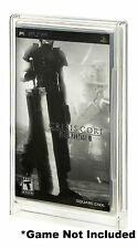 Playstation Portable PSP Video Game Display Case