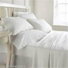DOUBLE WHITE Quilt Cover Set 1000 TC 100% EGYPTIAN COTTON SuperiorQualityWashWel