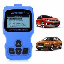 OBD2 EOBD Car Full System Scanner ABS SRS Airbag Engine Transmission TPMS EBP