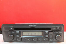 HONDA CIVIC STEREO WITH CODE GENUINE CD PLAYER 2001 2002 2003 2004 2005
