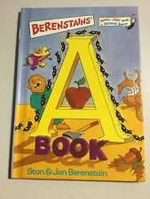 Berenstains 'A' Book, Dr Seuss Bright & Early Books, Hardcover Book