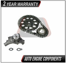Timing Chain Kit & Water Pump Set For Chevrolet GMC S15 Astro 4.3 L Vortec#TW055