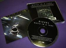 CD DIESEL (DUTCH) - WATTS IN A TANK (1980) * ONE WAY 2002 RI USA REMASTERED * nm