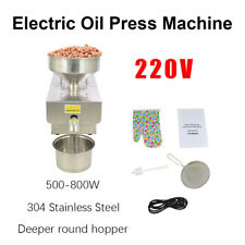 Oil Press Machine Automatic Expeller Extractor for Cocoa Coconut Peanut Nut Seed