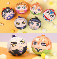 JoJo's Bizarre Adventure Stuffed Doll Plush Toys Bags Key Chains Charms Pendant