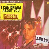 DAN HARTMAN - I Can Dream About You ( Larry Levan , JELLYBEAN Rmx) - MCA - 1984