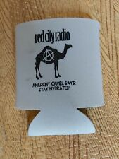 Red City Radio Beer Koozie