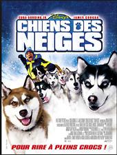 Bande annonce cinéma 35mm trailer 2002 CHIENS DES NEIGES Disney Brian Levant