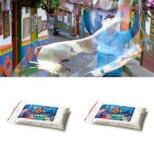 Toy Bubble Solution Refill (up to 2,64 Gallon) BIG Bubble Solution Magic Powder
