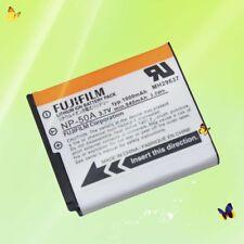 GENUINE ORIGINAL FUJI NP-50 NP-50A BATTERY For F100FD F200EXR F300EXR NP-50a