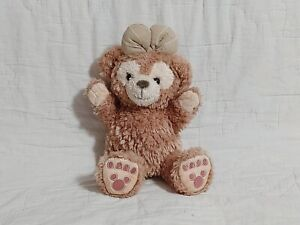 "Hidden Mickey Shellie May 12"" Puppet Hong Kong Disneyland Plush Bear RARE!!"