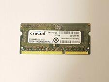 Crucial CT25664BF1339 2GB PC3-10600 DDR3 1333 204-Pin SODIMM Laptop RAM