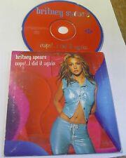 Britney Spears  Oops ! … I di dit again