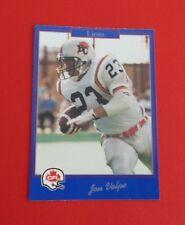 1991 Jogo CFL Football Jon Volpe Card #183***British Columbia Lions***