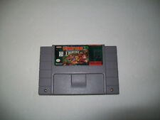 SNES Super Nintendo Donkey Kong Country Game / Cartridge Only