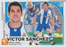 N°11 VICTOR SANCHEZ # ESPANA RCD.ESPANYOL XAMAX STICKER CROMO PANINI LIGA 2015