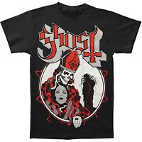 Ghost Possession Emeritus Metal Rock Music Band Adult Mens T Tee Shirt GOS10006